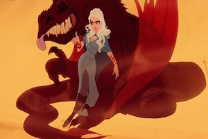 game-of-thrones-daenerys-targaryen-drogon-disney1-e1400802489900