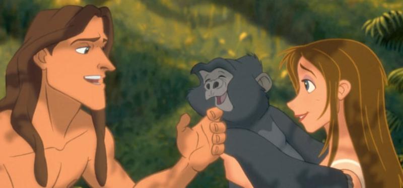 TarzanGeekscape
